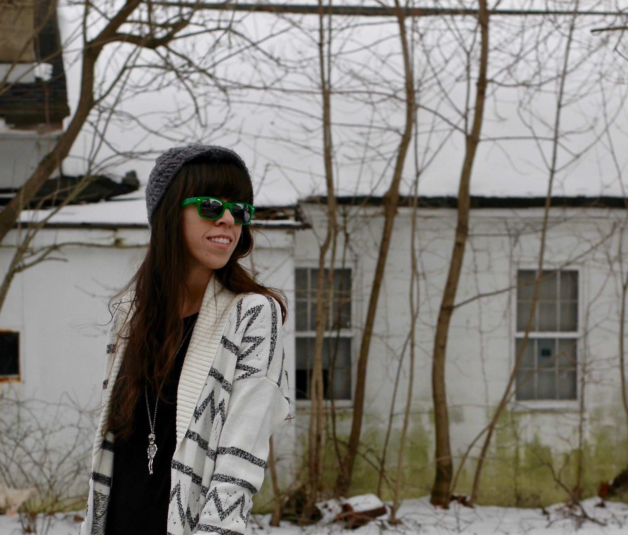 Cozy in the Snow