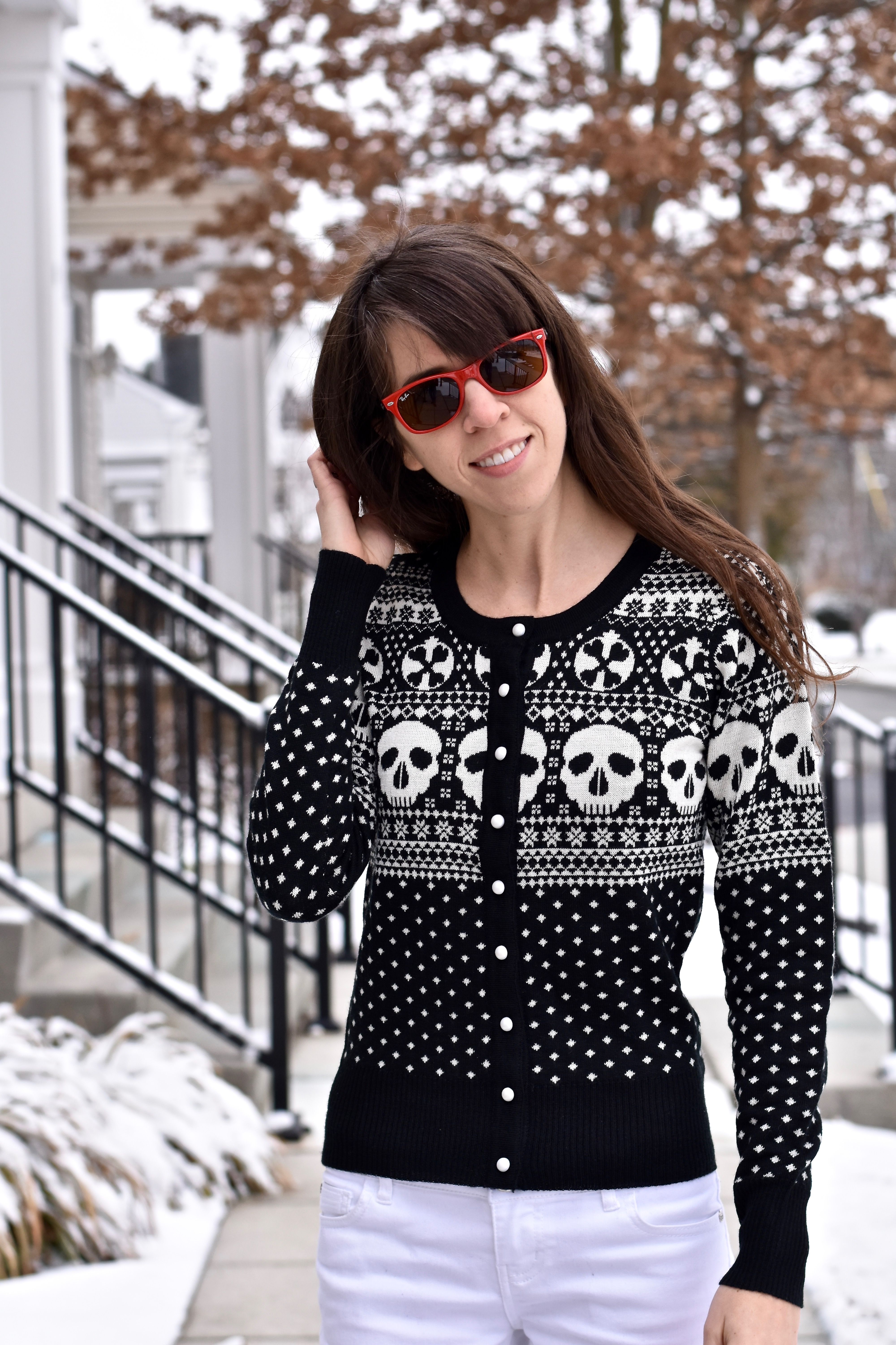 The Must-Have Skull Sweater For Winter