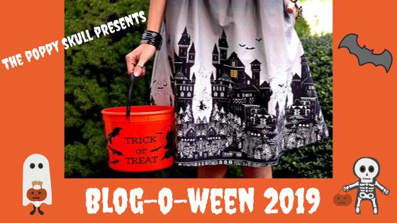 Blog-O-Ween 2019