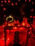 Halloween Lights-The Poppy Skull