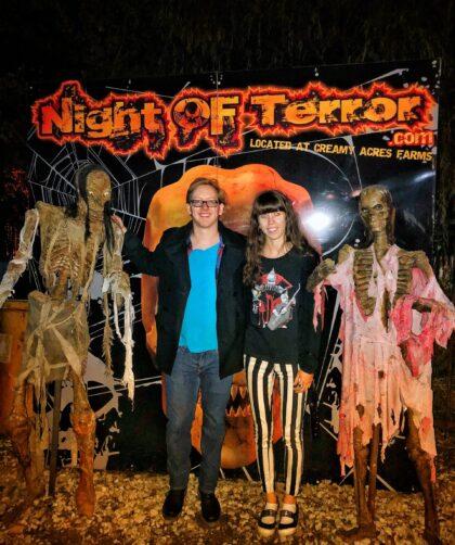 Creamy Acres Night of Terror