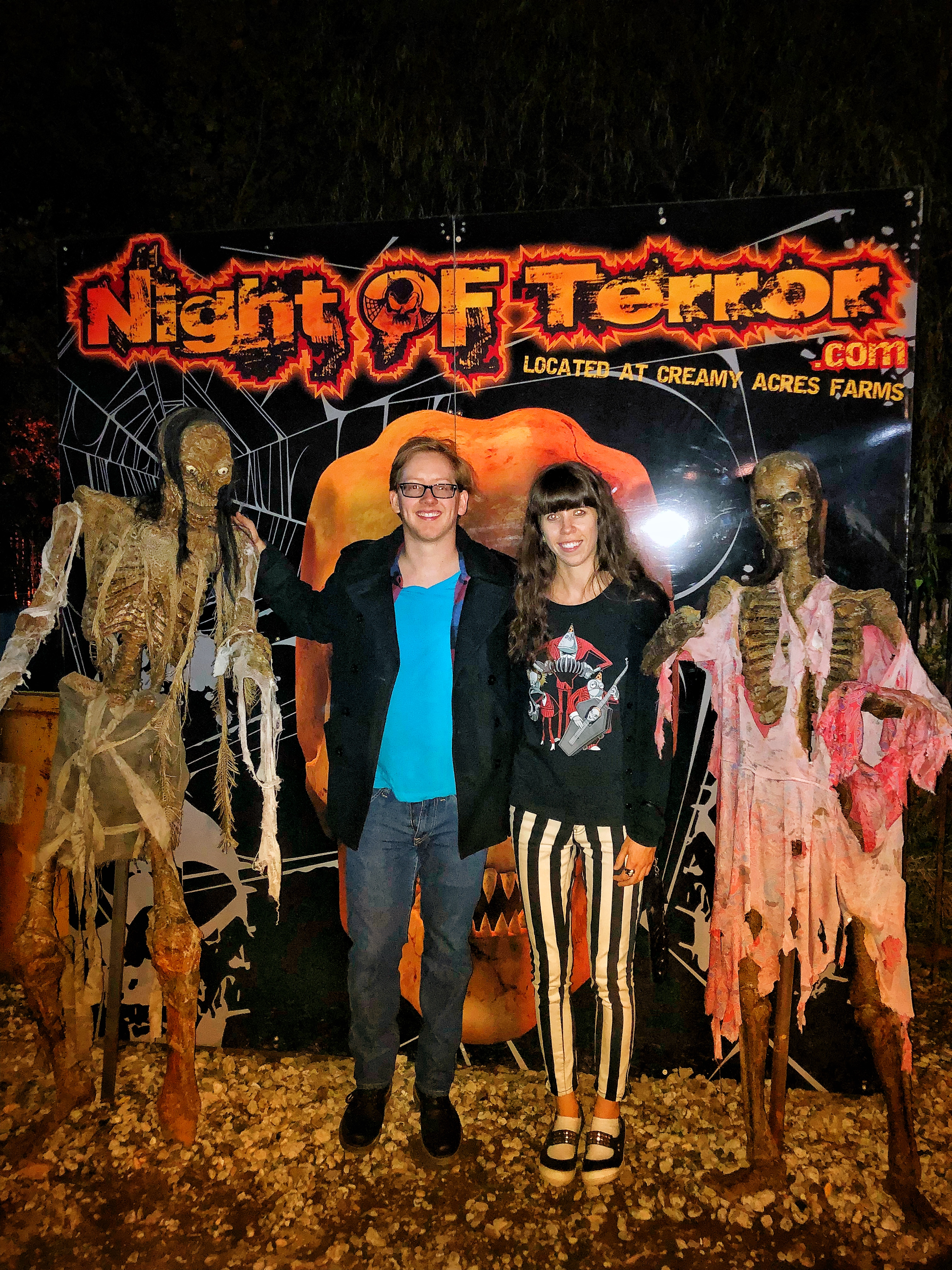 Blog-O-Ween Day 5- South Jersey Haunted Attractions