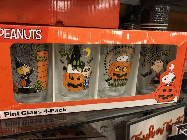 Halloween Charlie Brown Glasses