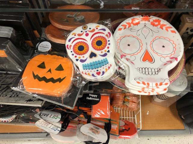 T.J. Max Halloween