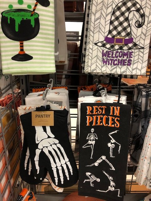 Affordable Halloween Home Decor Kitchen T.J. Maxx