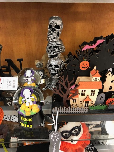 Affordable Halloween Home Decor T.J. Maxx