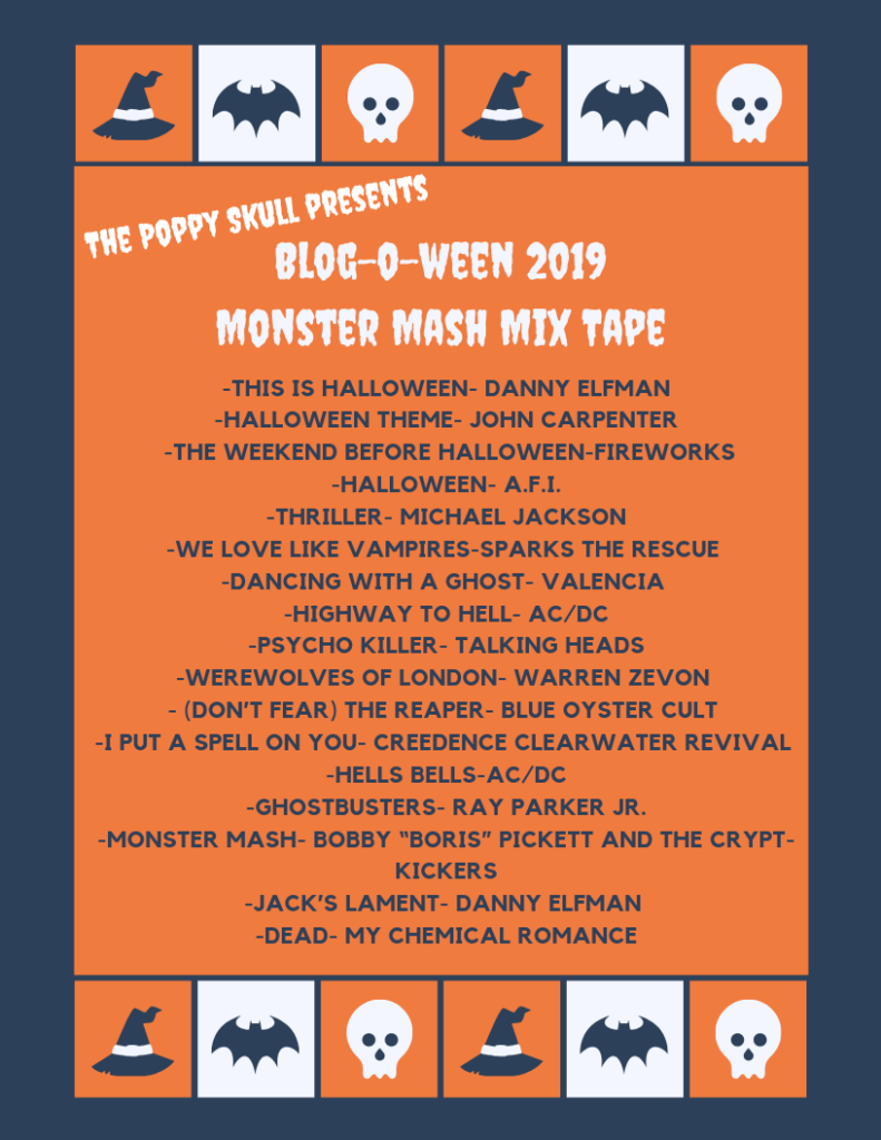 The Poppy Skull Halloween Party Playlist