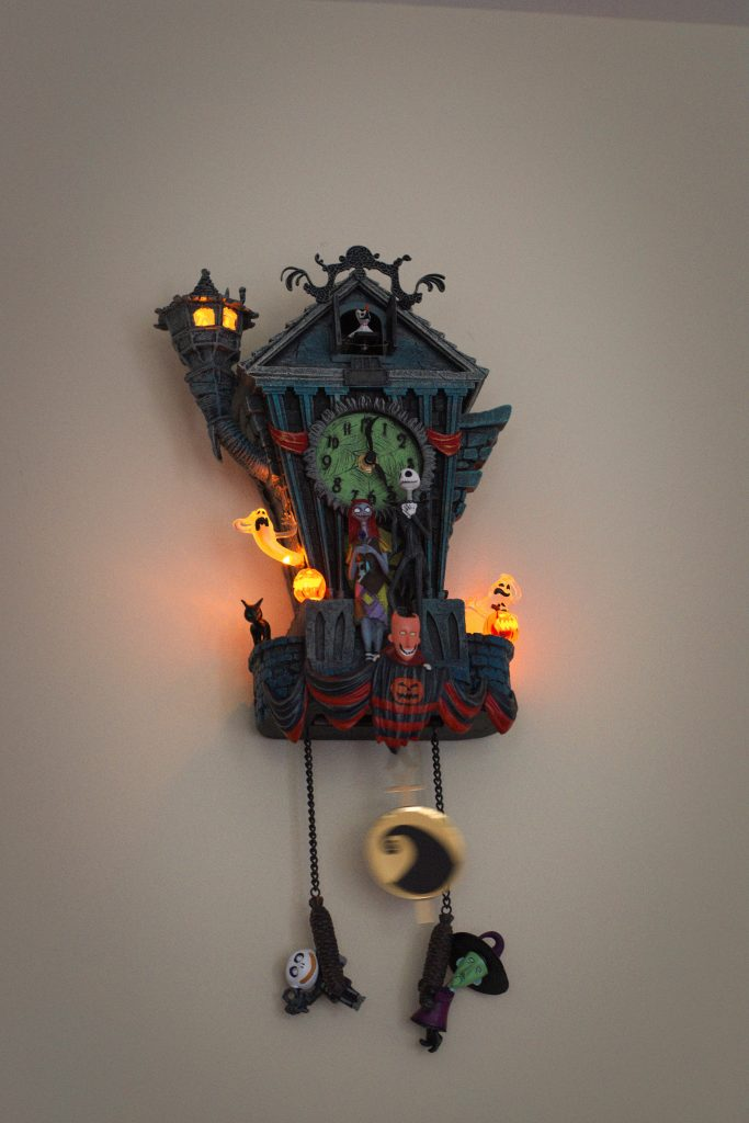 Nightmare Cuckoo Clock