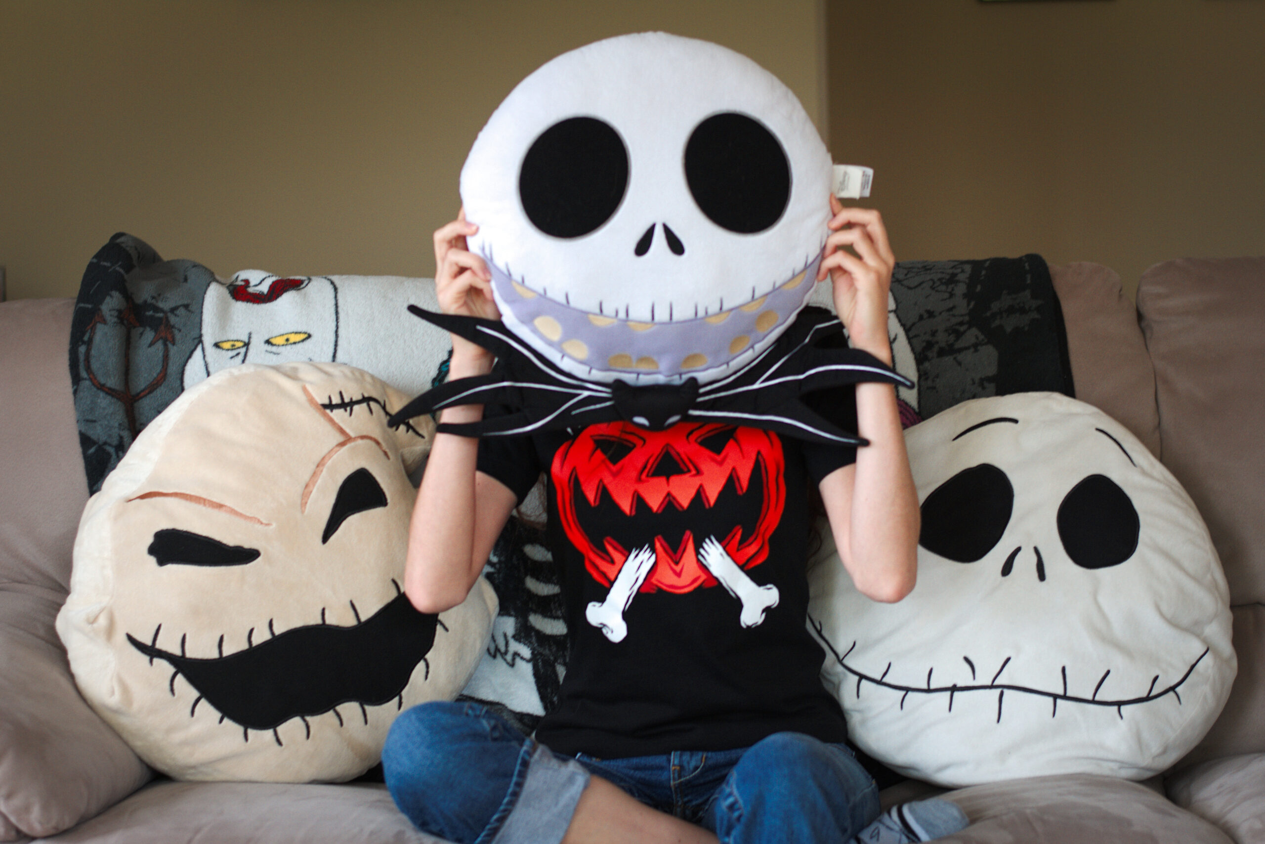 Blog-O-Ween Day 4-Nightmare Before Christmas Home