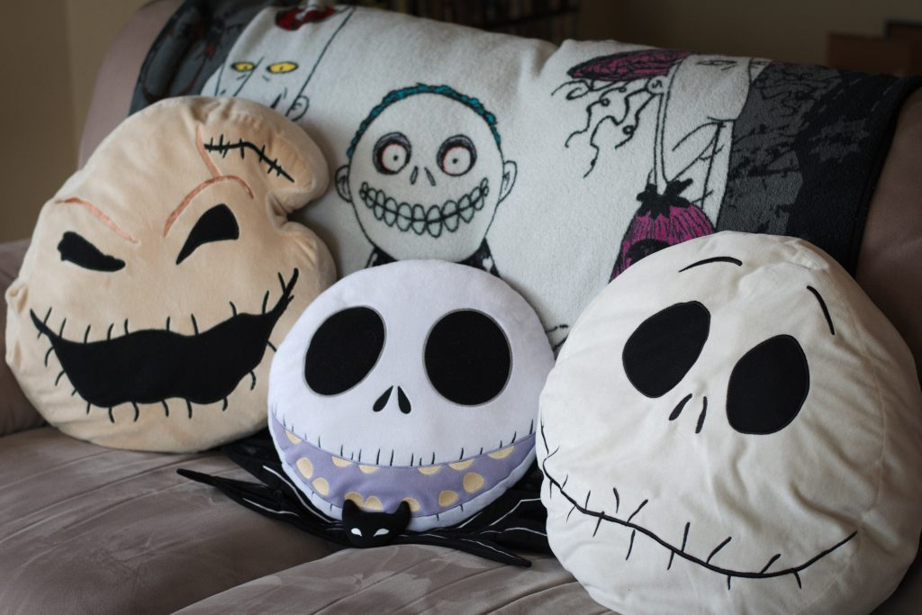 Home Decor Nightmare Before Christmas