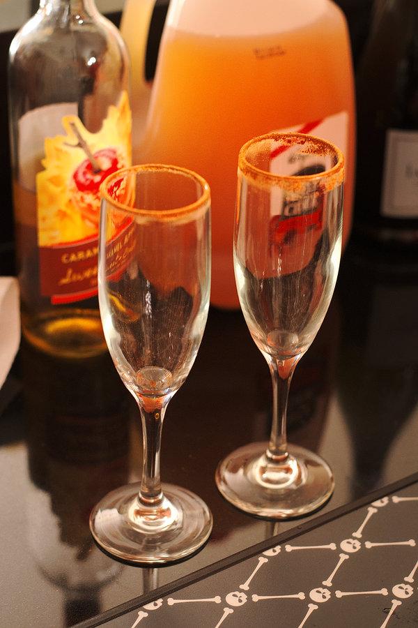 Jersey Carmel Apple Wine