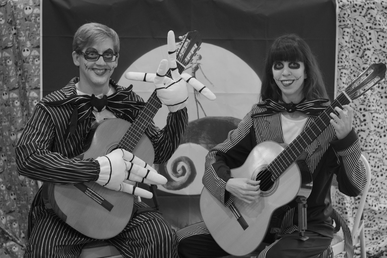 Blog-O-Ween Day 19- This Is Halloween For Two Guitars!