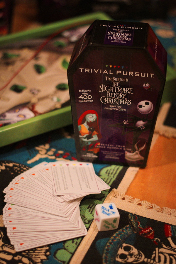 Nightmare Before Christmas Games