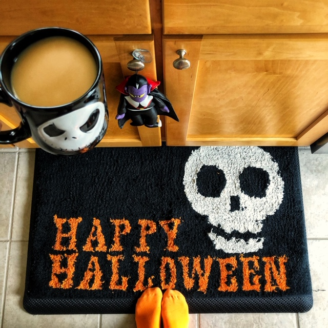 Halloween Kitchen