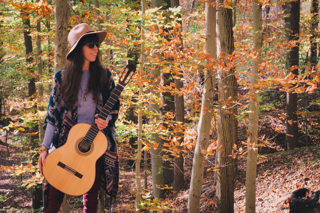 Blog-O-Ween Day 23- Autumn Waltz For Classical Guitar