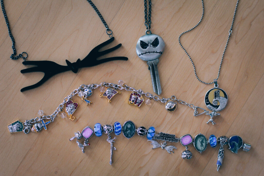 Nightmare Before Christmas Jewelry
