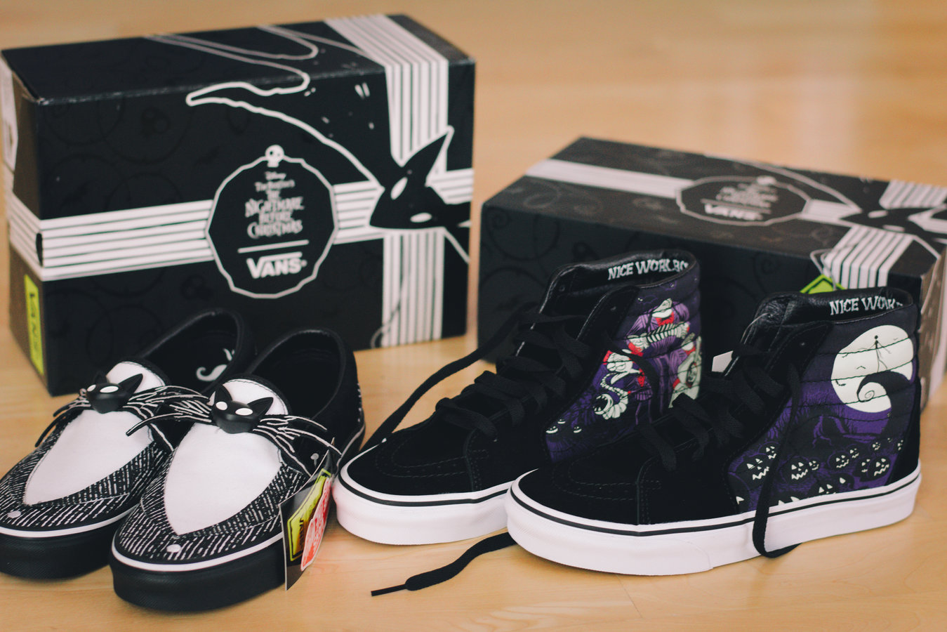 Blog-O-Ween Day 24- The Nightmare Before Christmas X Vans Collection