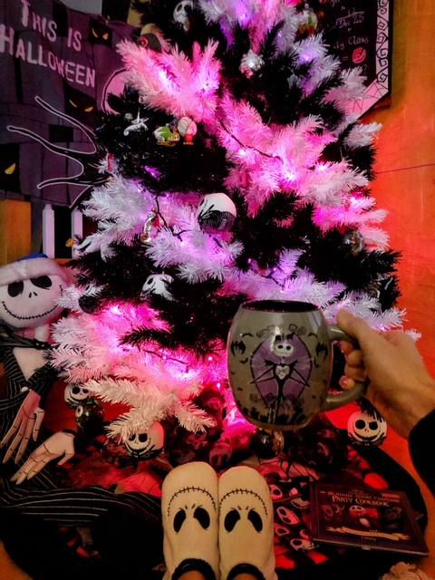 Cozy Nightmare Before Christmas