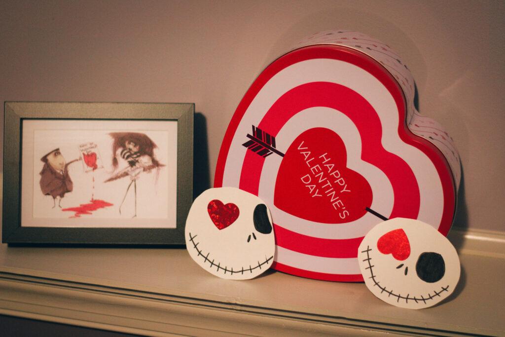 Nightmare Before Christmas Valentine