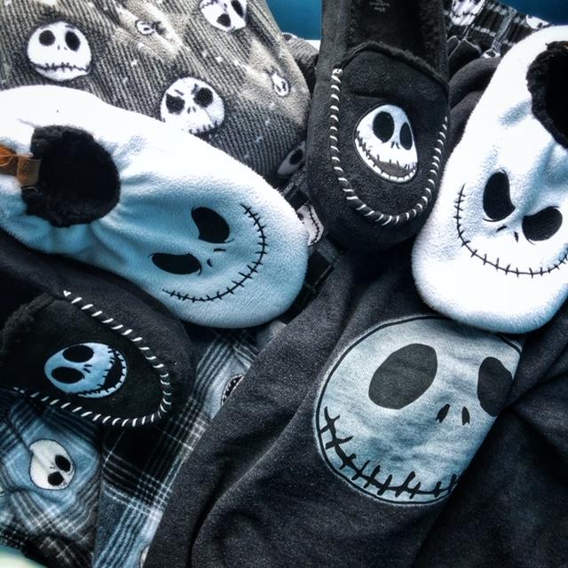 Jack Skellington Pajamas