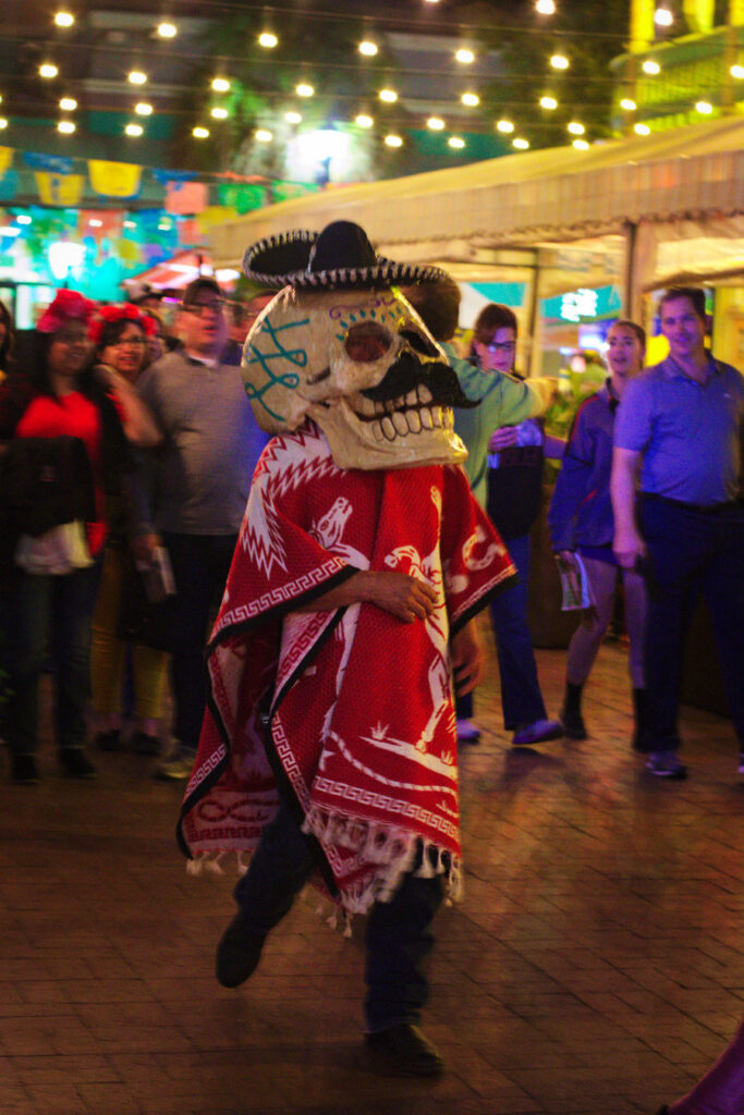 Day of the Dead Procession