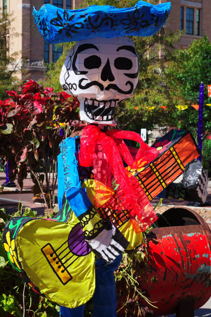 The Pearl Day of the Dead