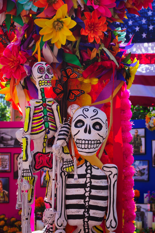 The Pearl- Day of the Dead Celebration