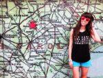 Summer Road Trip- The Poppy Skull