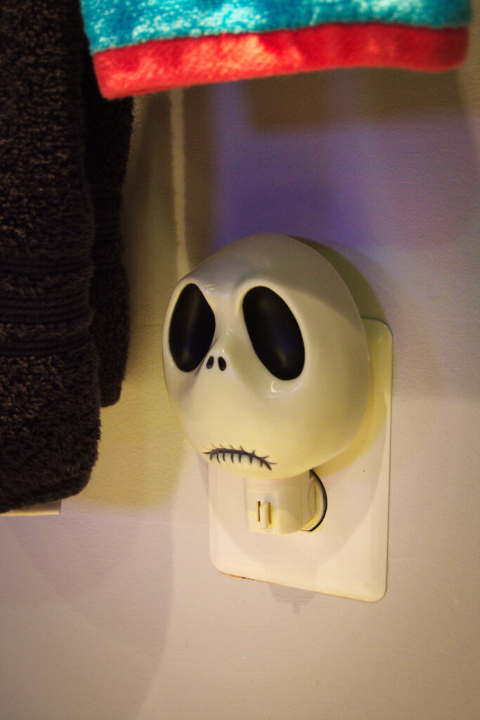 Nightmare Before Christmas Nightlight
