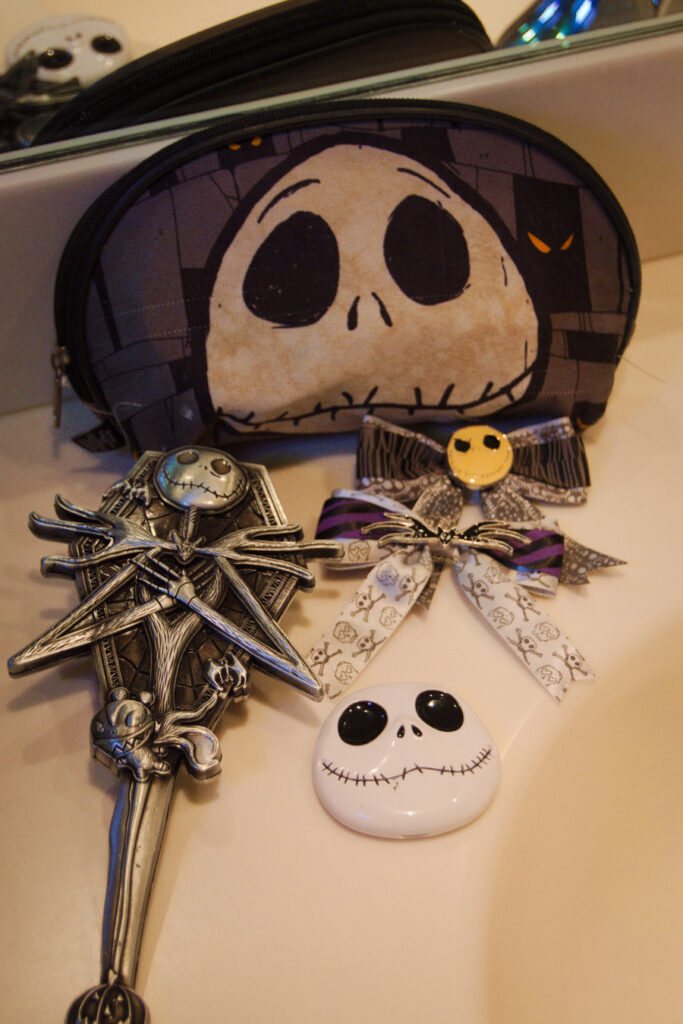 Nightmare Before Christmas Beauty Items
