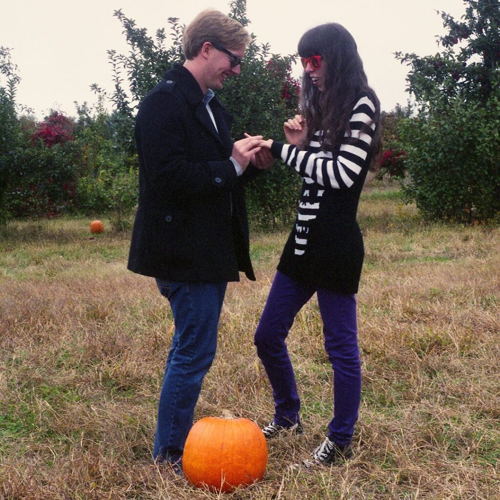 October engagement