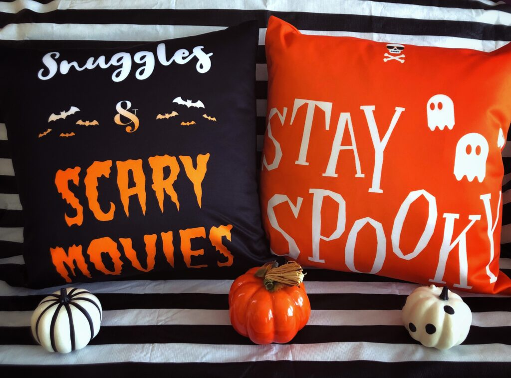 Stay Spooky Pillows