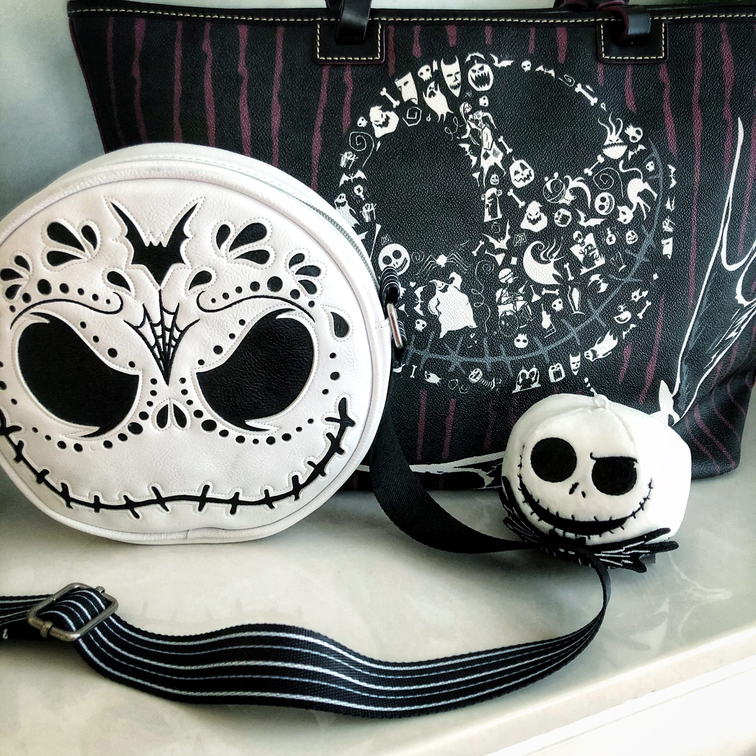 Blog-O-Ween Day 28- Nightmare Before Christmas Bags