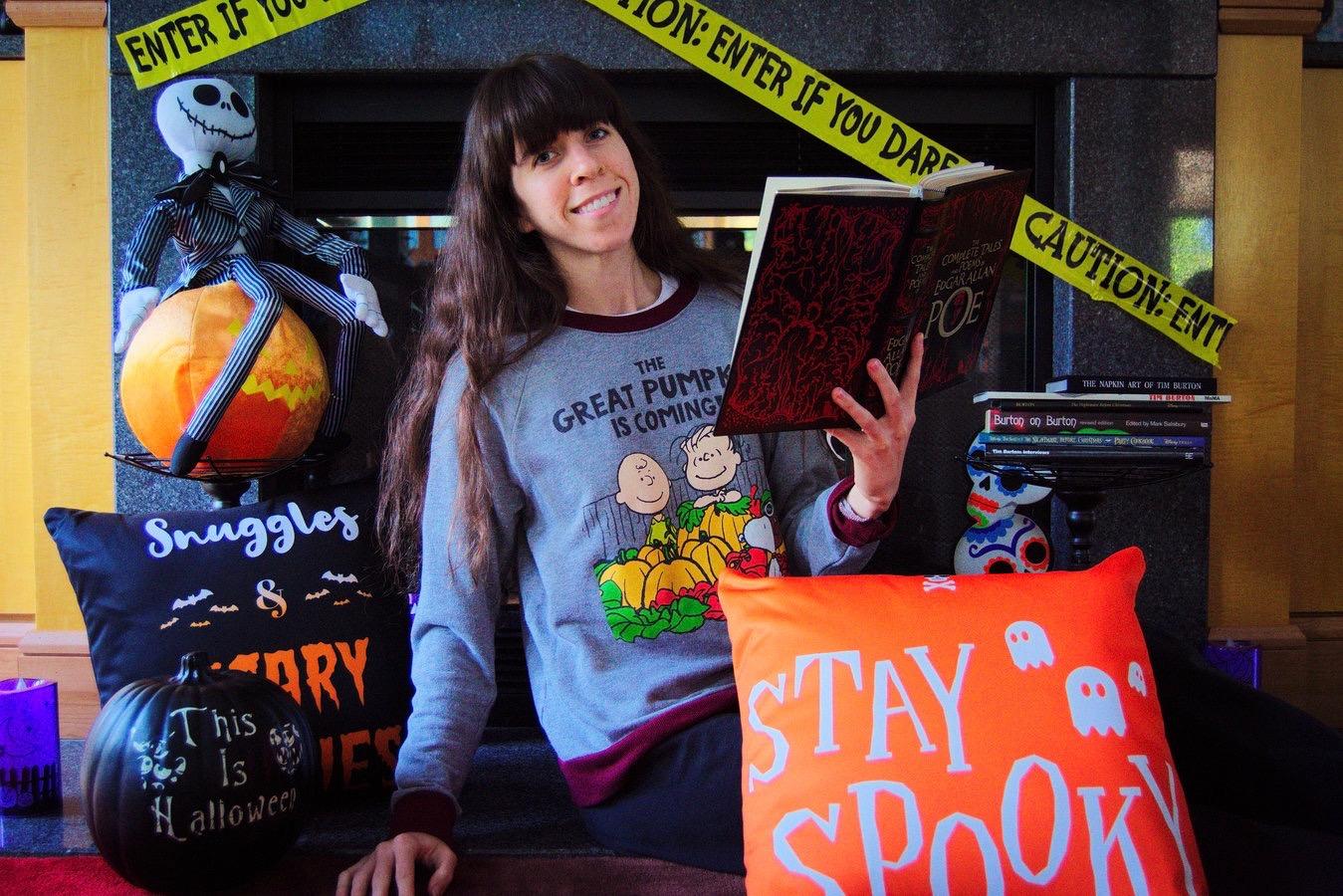 Halloween Book List