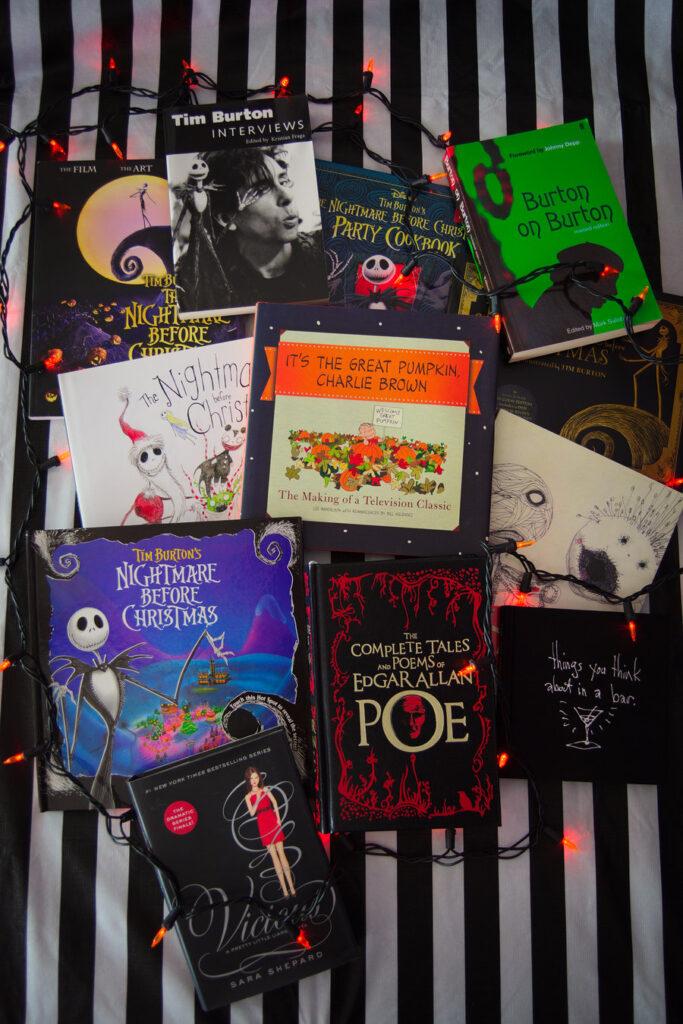 Tim Burton Books