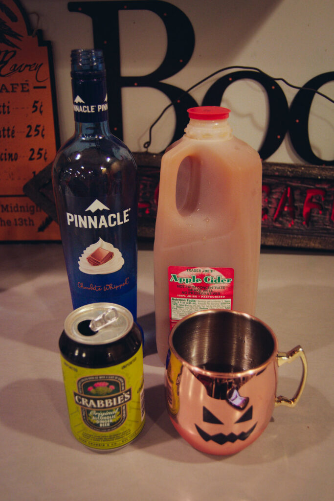 Fall Moscow Mule
