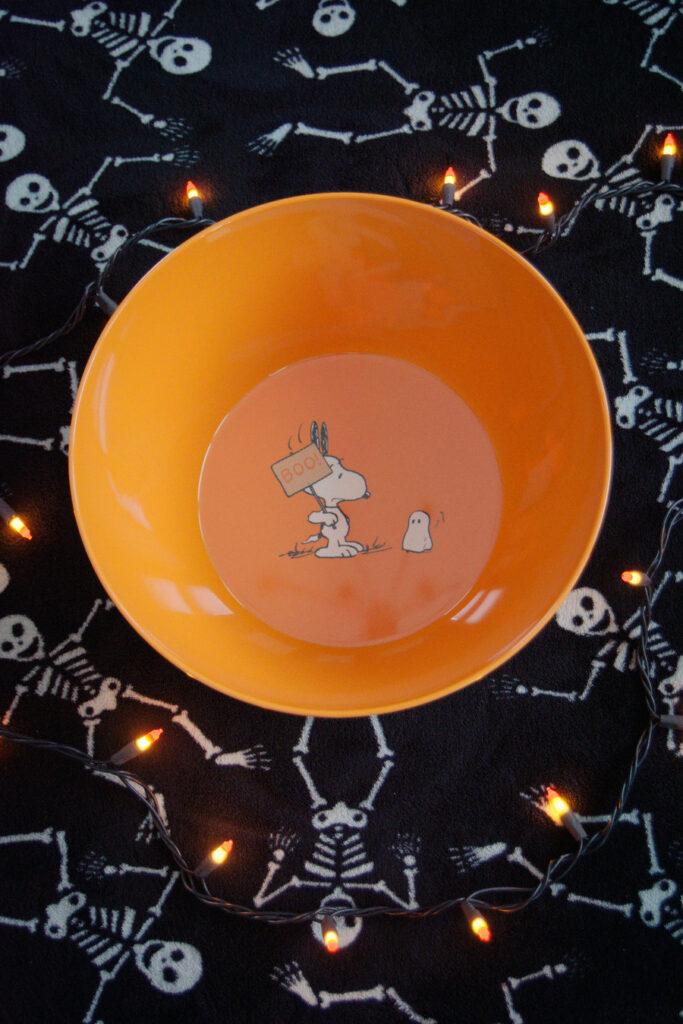 Snoopy Halloween Kitchen