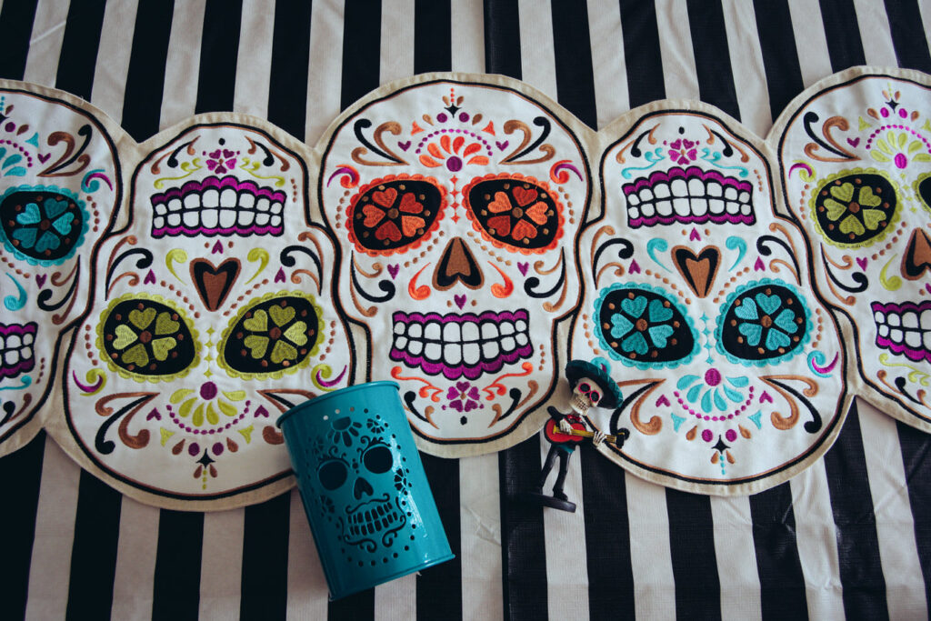 Day of the Dead Halloween Haul