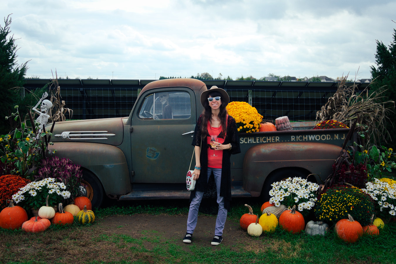Blog-O-Ween Day 27- Harvest Weekends at Heritage