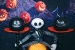 Jack Skellington Cricut Pumpkins