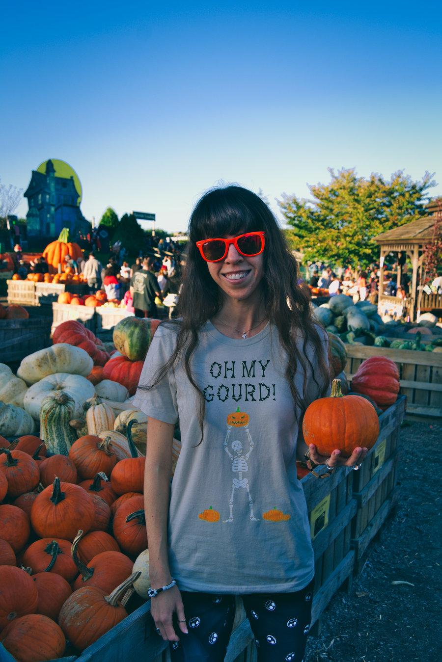 Blog-O-Ween Day 5- Linvilla Orchards Pumpkin Land
