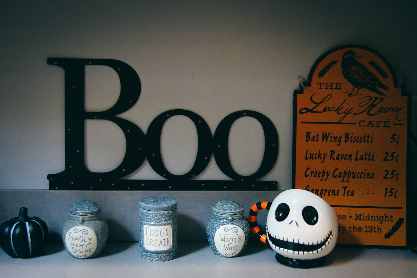 Blog-O-Ween Day 14- Nightmare Before Christmas Must Haves