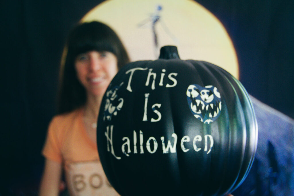 This Is Halloween Craft