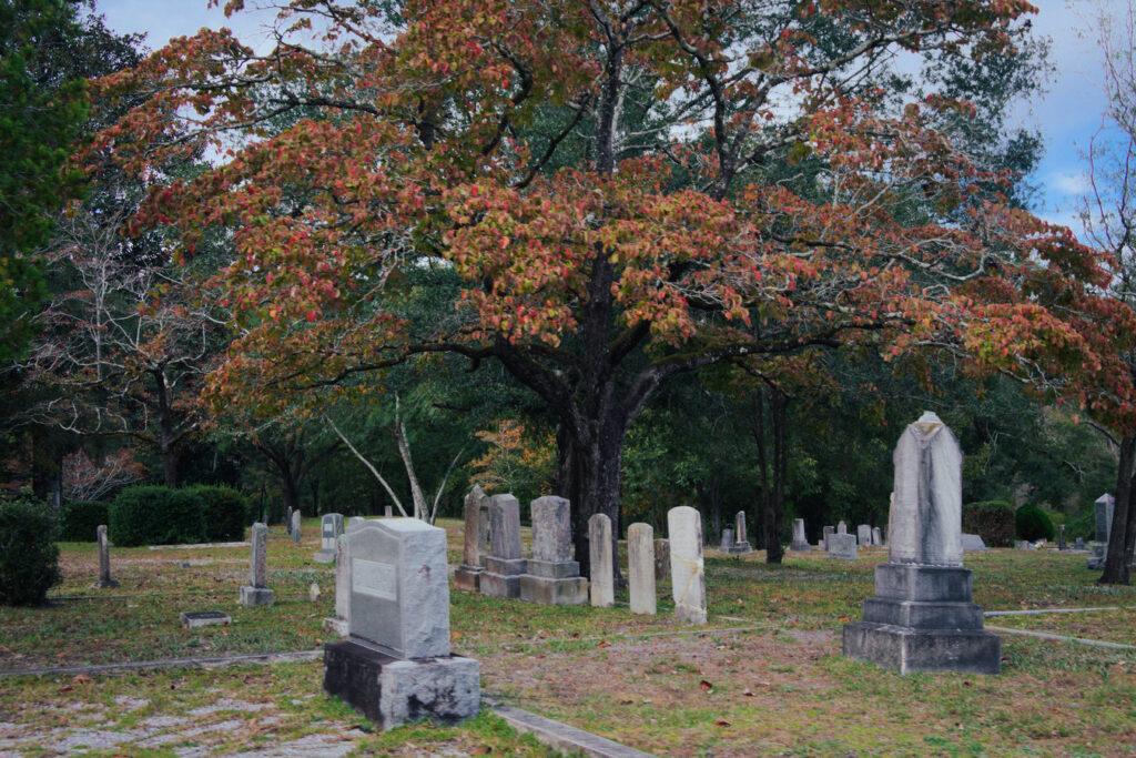 Bellevue Cemetery Haunted N.C.