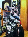 Create a Nightmare Before Christmas Tree