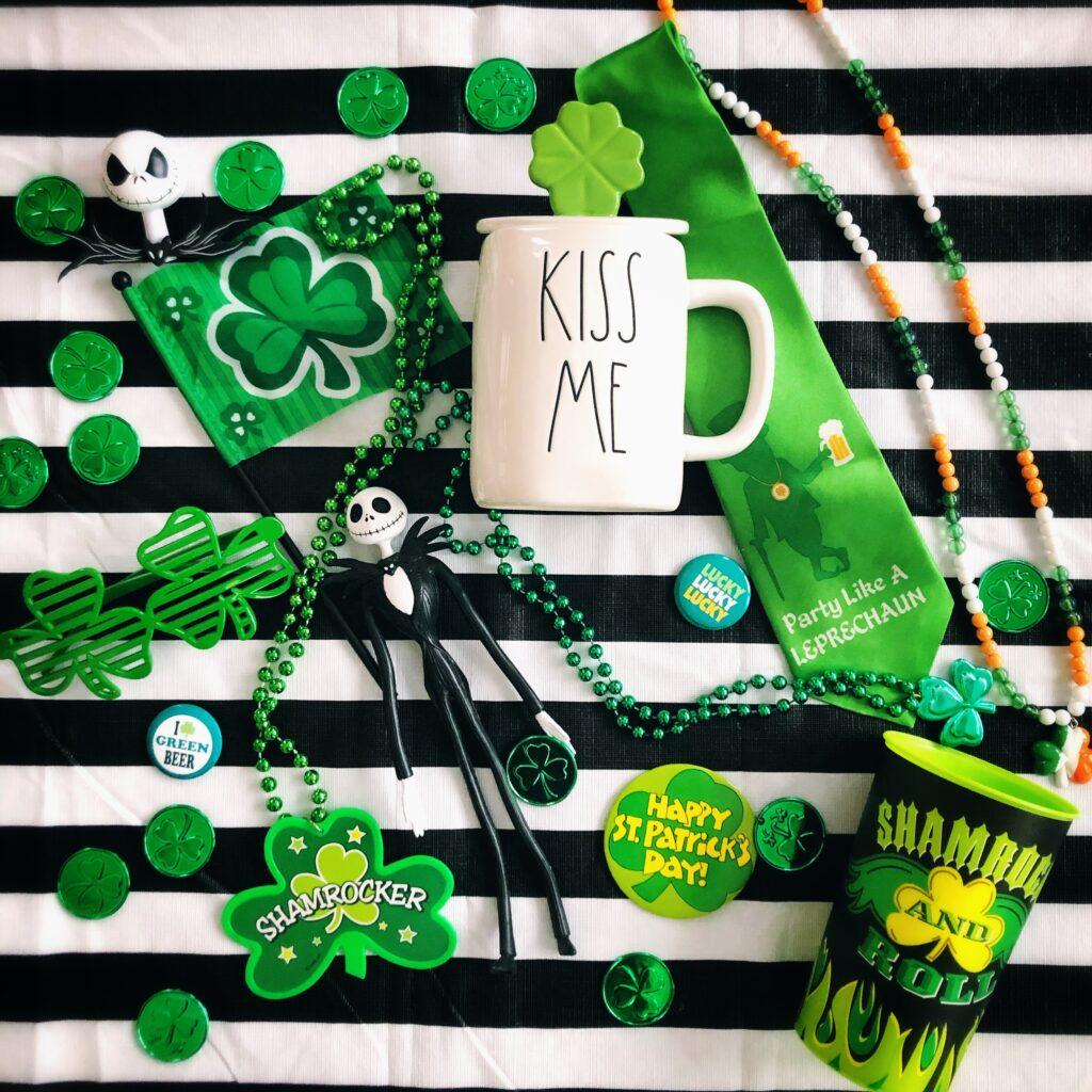 St. Patrick's Day Playlist- The Poppy Skull