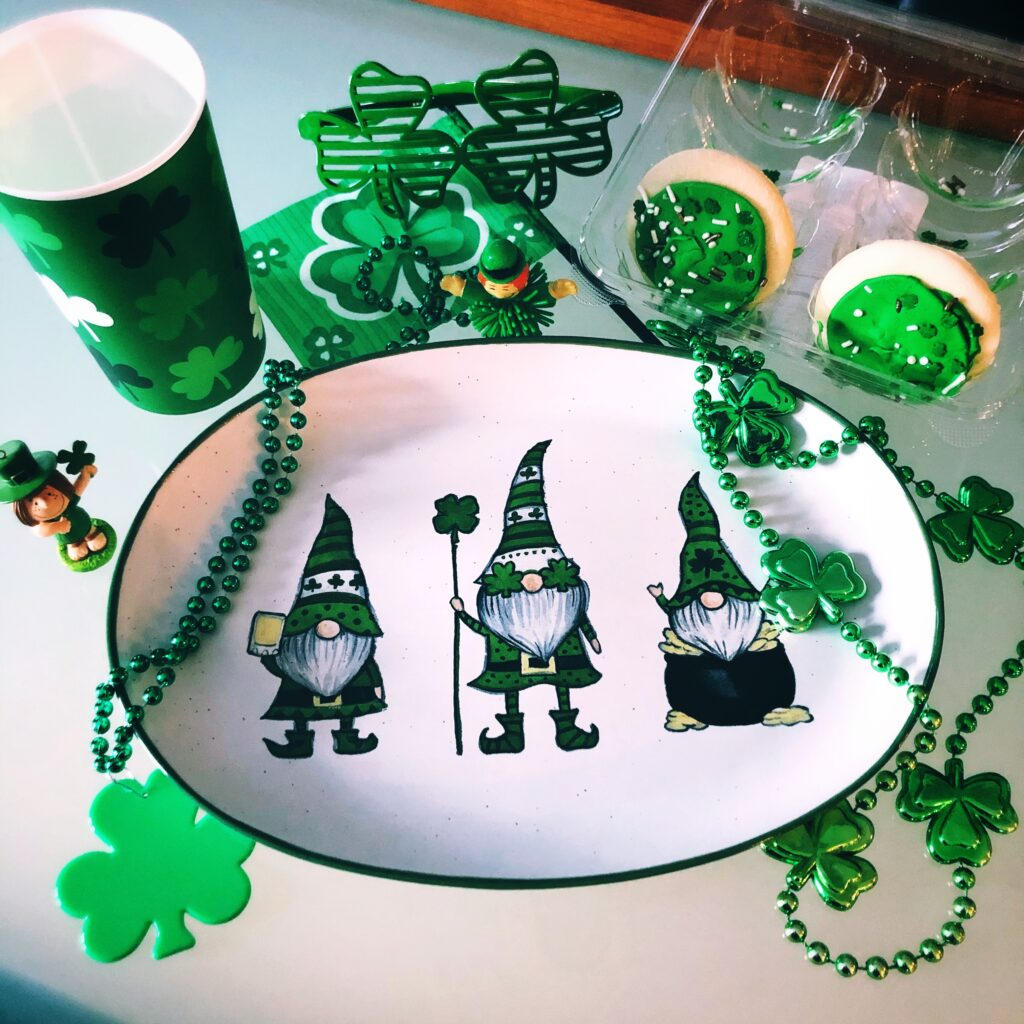 Patrick's Day Activities At Home