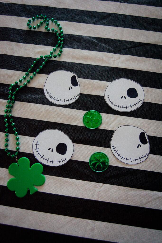 Spooky St. Patrick's Day Decor