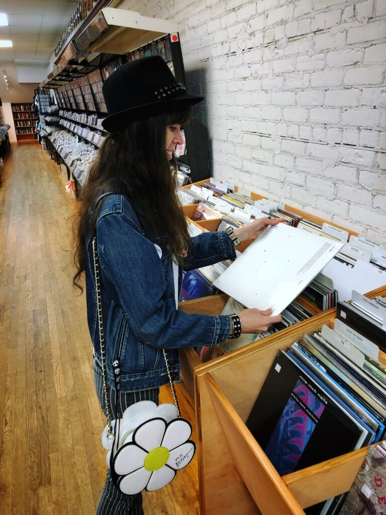 Jack's Music Shoppe Red Bank Adventure