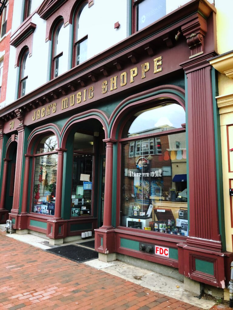 Jack's Music Shoppe Red Bank